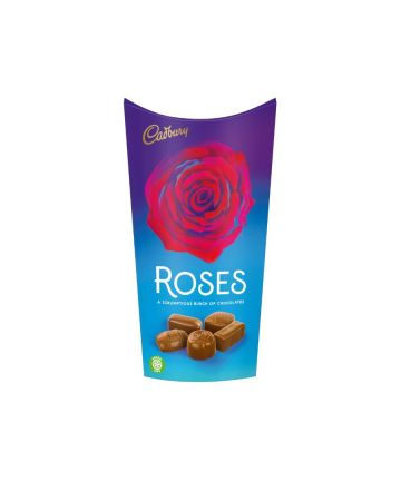 Cadbury Roses Chocolate Carton 290g (bbe: 30.11.2019)