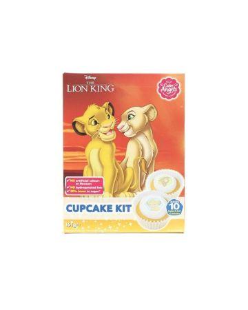 The Lion King Cupcake Kit 161g