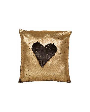 Sass & Belle Colour Change Sequin Cushion
