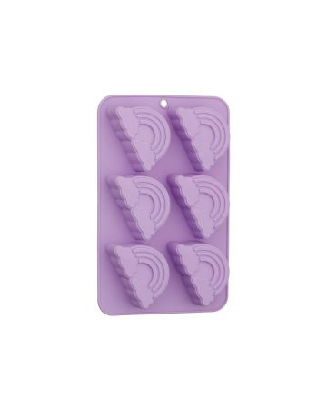 Rainbow Silicone Cake Mould
