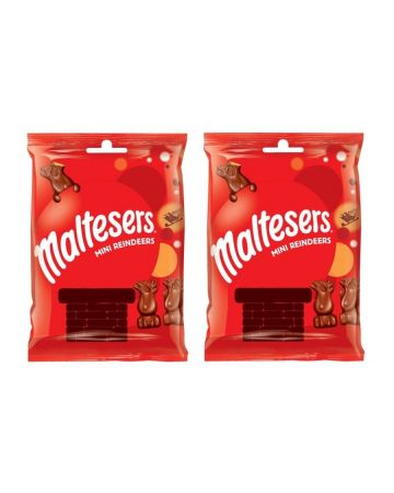 Maltesers Mini Reindeers 59g