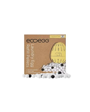 Ecoegg Laundry Egg Refills Fragrance Free 50 Washes