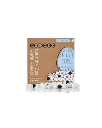 Ecoegg Laundry Egg Refills Fresh Linen 50 Washes