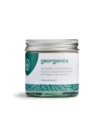 Georganics Natural Toothpaste Spearmint 60ml