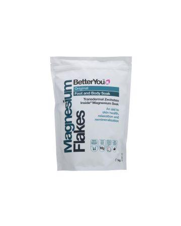 Better You Magnesium Flakes Foot & Body Soak 1kg