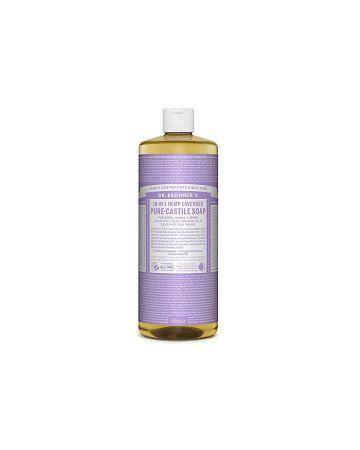 Dr Bronner's Lavender Pure Castille Liquid Soap 946ml
