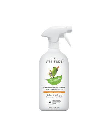 Attitude Bathroom Limescale Remover Citrus Zest 800ml