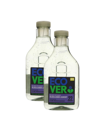 Ecover Black And Dark Laundry Liquid Lime & Lotus 1ltr