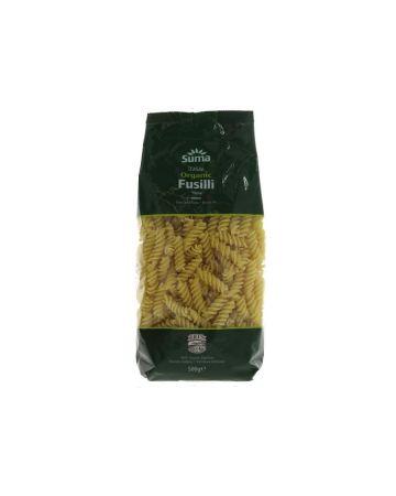 Suma Italian Organic Fusilli Pasta 500g
