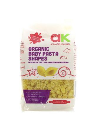 Annabel Karmel Organic Baby Pasta Shapes 250g