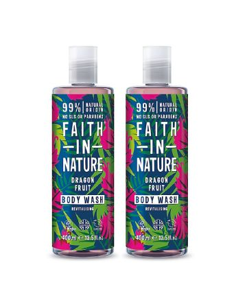 Faith In Nature Dragon Fruit Body Wash 400ml