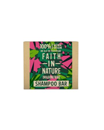 Faith In Nature Dragon Fruit Shampoo Bar 85g