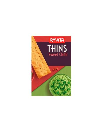 Ryvita Thins Sweet Chilli 125g