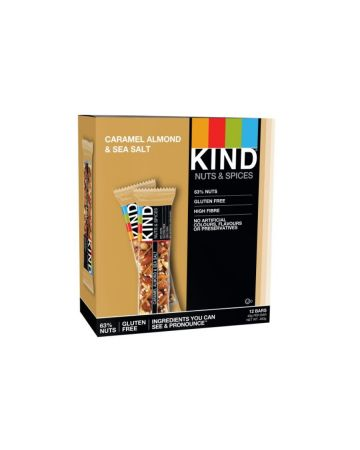 Kind Caramel Almond & Sea Salt Bar 40g