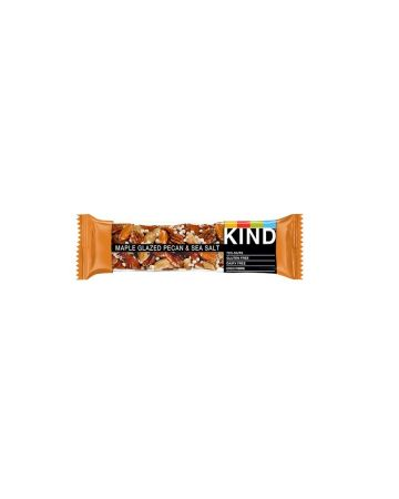 Kind Maple Glazed Pecan & Sea Salt Bar 40g