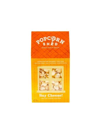 Popcorn Shed Say Cheese! Popcorn 55g