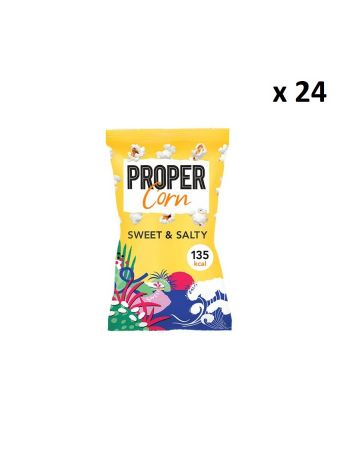 Propercorn Sweet & Salty Popcorn 30g