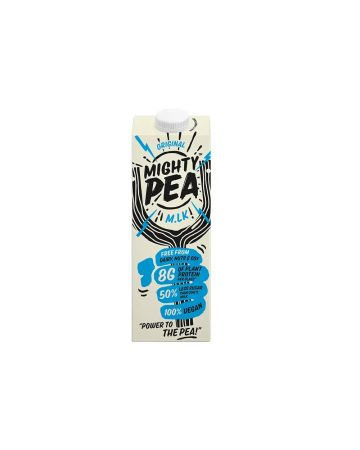 The Mighty Society Original Pea Milk 1ltr