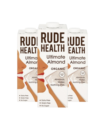 Rude Health Ultimate Almond Drink 1ltr