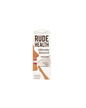 Rude Health Ultimate Almond Drink 1 Ltr