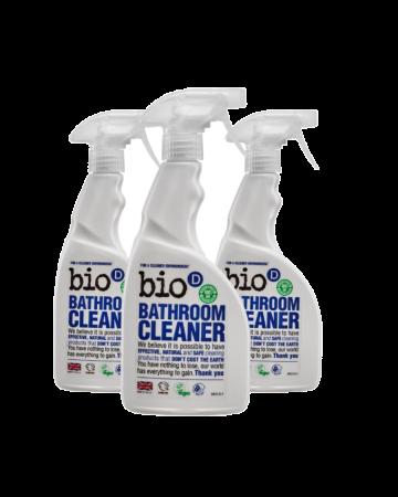 Bio-d Bathroom Cleaner Spray 500ml