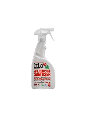Bio-D All Purpose Sanitiser Spray 500ml