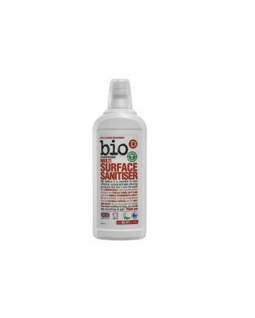 Bio-D Multi Surface Sanitiser 750ml