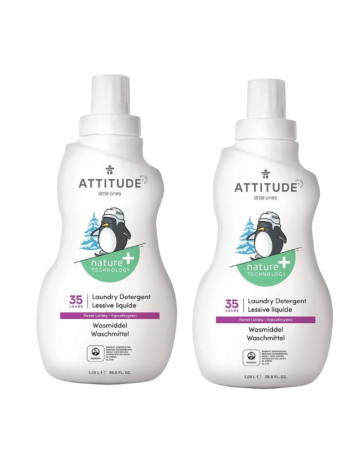 Attitude Little Ones Laundry Liquid Sweet Lullaby 35 Washes 1.05ltr