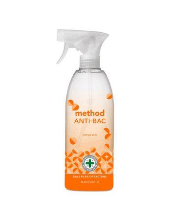 Method Anti-bac All Purpose Cleaner Orange Yuzu 828ml