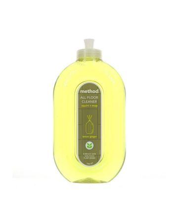 Method All Purpose Floor Cleaner Lemon & Ginger 739ml