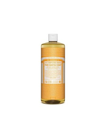 Dr Bronner's Citrus Pure Castille Liquid Soap 946ml