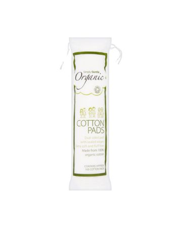 Simply Gentle Organic Cotton Wool Pads 100s