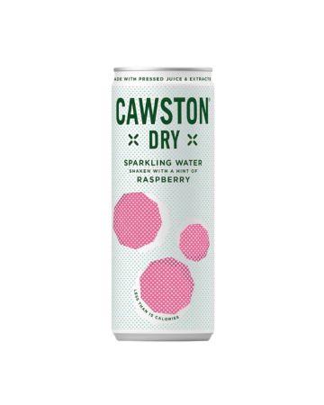 Cawston Dry Raspberry Sparkling Water 250ml (Expiry date 08/2020)