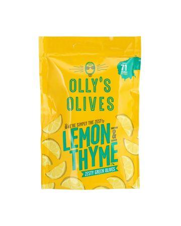 Olly's Olives Lemon & Thyme 50g