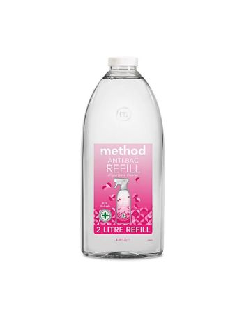 Method Anti-bac All Purpose Rhubarb Refill 2ltr