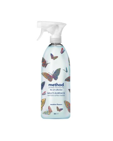 Method All Purpose Cleaner Art Collection Meadow Flowers 828ml