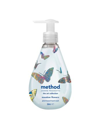 Method Hand Wash Art Collection Meadow Flowers 354ml