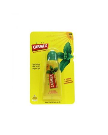Carmex Mint Lip Balm Tube 10g