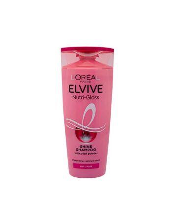 L'Oreal Elvive Nutri-Gloss Shine Shampoo 250ml