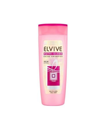 L'Oreal Elvive Shampoo Nutri Gloss 400ml