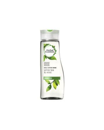 Herbal Essences Daily Detox Shine White Tea & Mint Shampoo 200ml