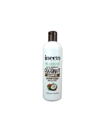 Inecto Naturals Super Nourishing Coconut Shampoo 500ml