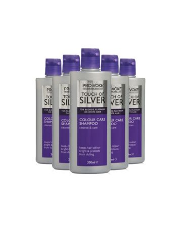 Touch Of Silver Shampoo Colour Care 200ml