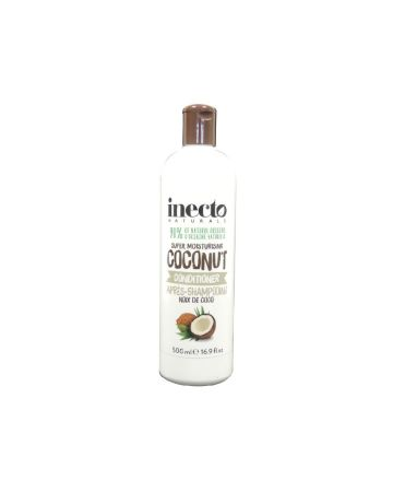 Inecto Naturals Super Moisturising Coconut Conditioner 500ml