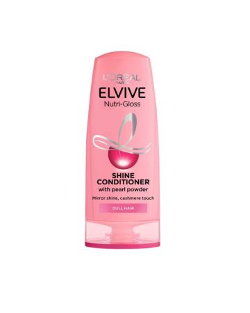 L'Oreal Elvive Nutri-Gloss Shine Conditioner 250ml