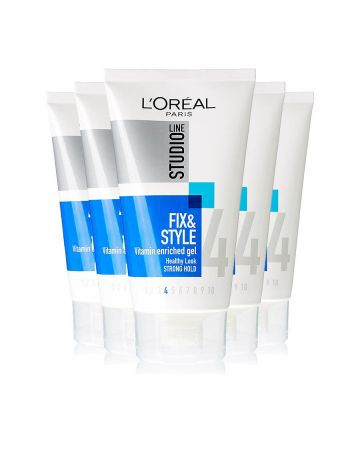 L'oreal Studio Line Fix & Style Gel Level 4 150ml