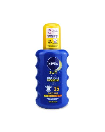 Nivea Sun Spray Spf15 200ml
