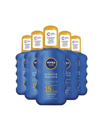 Nivea Sun Spray Spf15 200ml