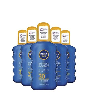 Nivea Sun Spray Spf30 200ml