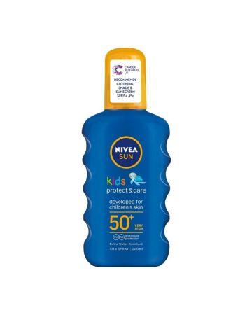 Nivea Kids Sun Spray SPF50+ 200ml